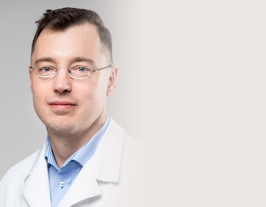 dr n. med. Tomasz Baczkowski